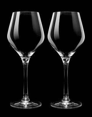 זוג כוסות יין XL