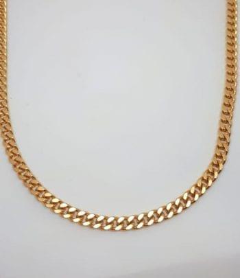 שרשרת גורמט זהב - tema shop