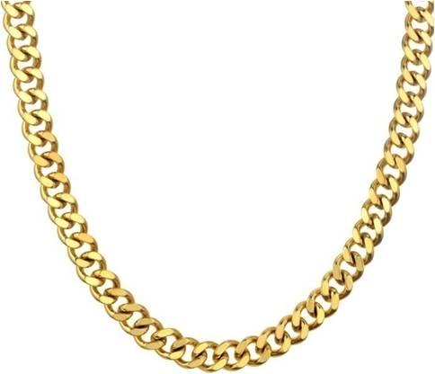 תמה שופ תכשיטים - גורמט זהב עבה