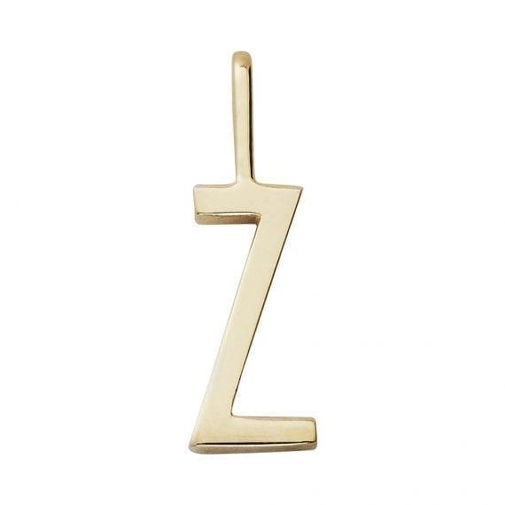 תליון אות Z בתמה שופ
