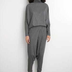מכנסי קלמטיס אפור one size