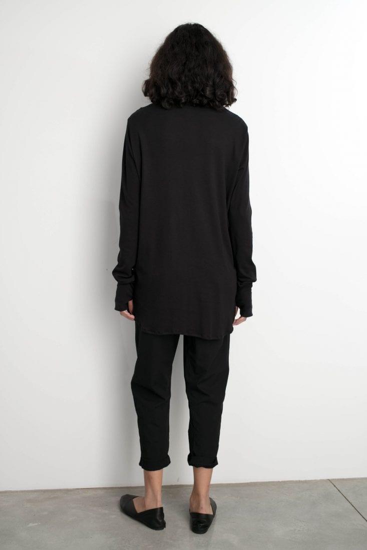 חולצת ליזי שחורה one size