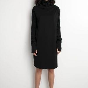 שמלת ליזי שחורה one size