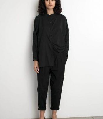 מכנס פריז שחור one size
