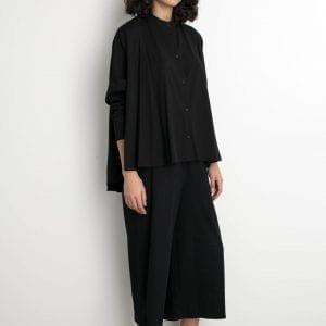 חולצת רוז שחורה one size