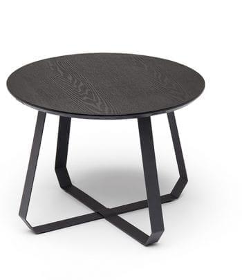 שולחן שונן נמוך שחור \ שחור