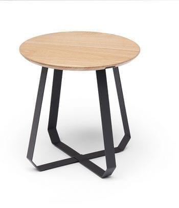 שולחן שונן גבוה טבעי  שחור