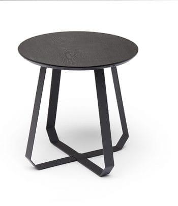 שולחן שונן גבוה שחור \ שחור